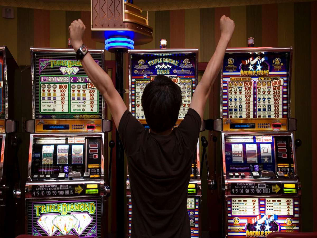 How to Increase your Chances of Winning in Slot Machines - Doll Soup